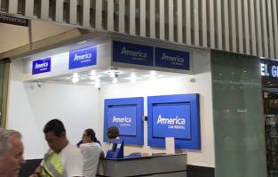 Mexico City Airport T2 Nacional