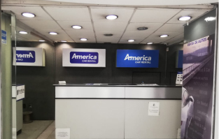 Aeropuerto de la Ciudad de México T1 Internacional